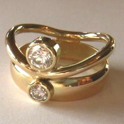 Ring, gold 2